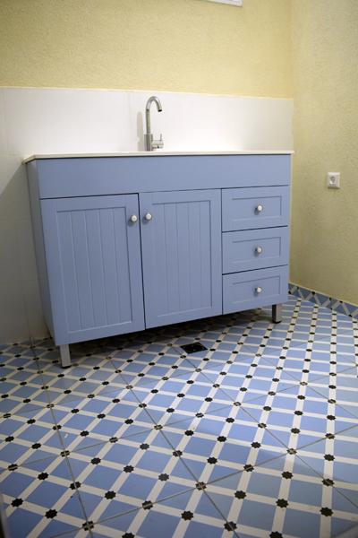 אריחים מצוירים אריחים מעוצבים לחדר רחצה